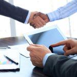 30674348 – business handshake