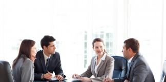 Obchodní meeting