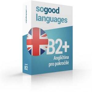 Angličtina pro pokročilé B2+