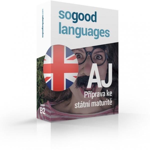 Angličtina k maturitě