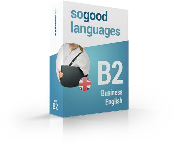 Obchodní angličtina B2