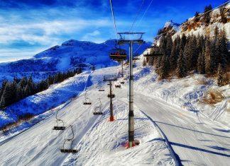 Nejlepší lyžařská střediska Evropy