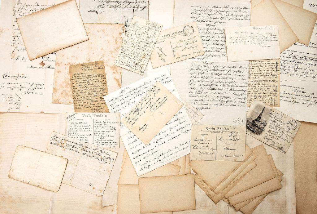 Jak psát online dopisy