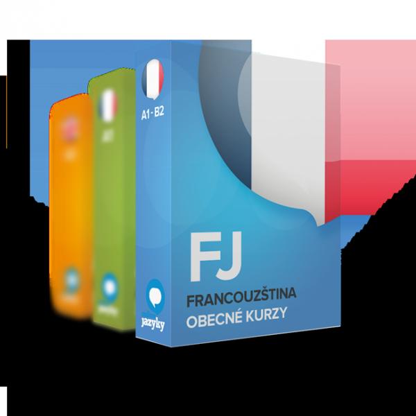 Francouzština - obecné kurzy