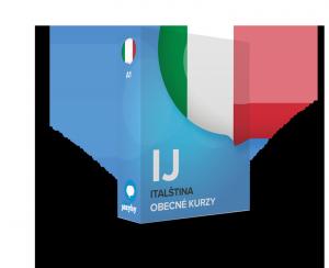 Italština - obecný kurz